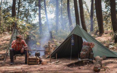 Dette udstyr bør du anskaffe dig hvis du vil på camping