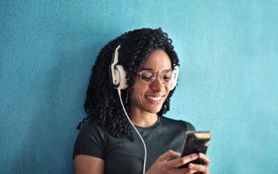 Høretelefoner kan bruges til meget mere end musik