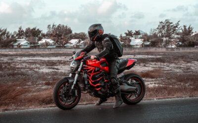 Sådan finder du den rette motorcykelhjelm