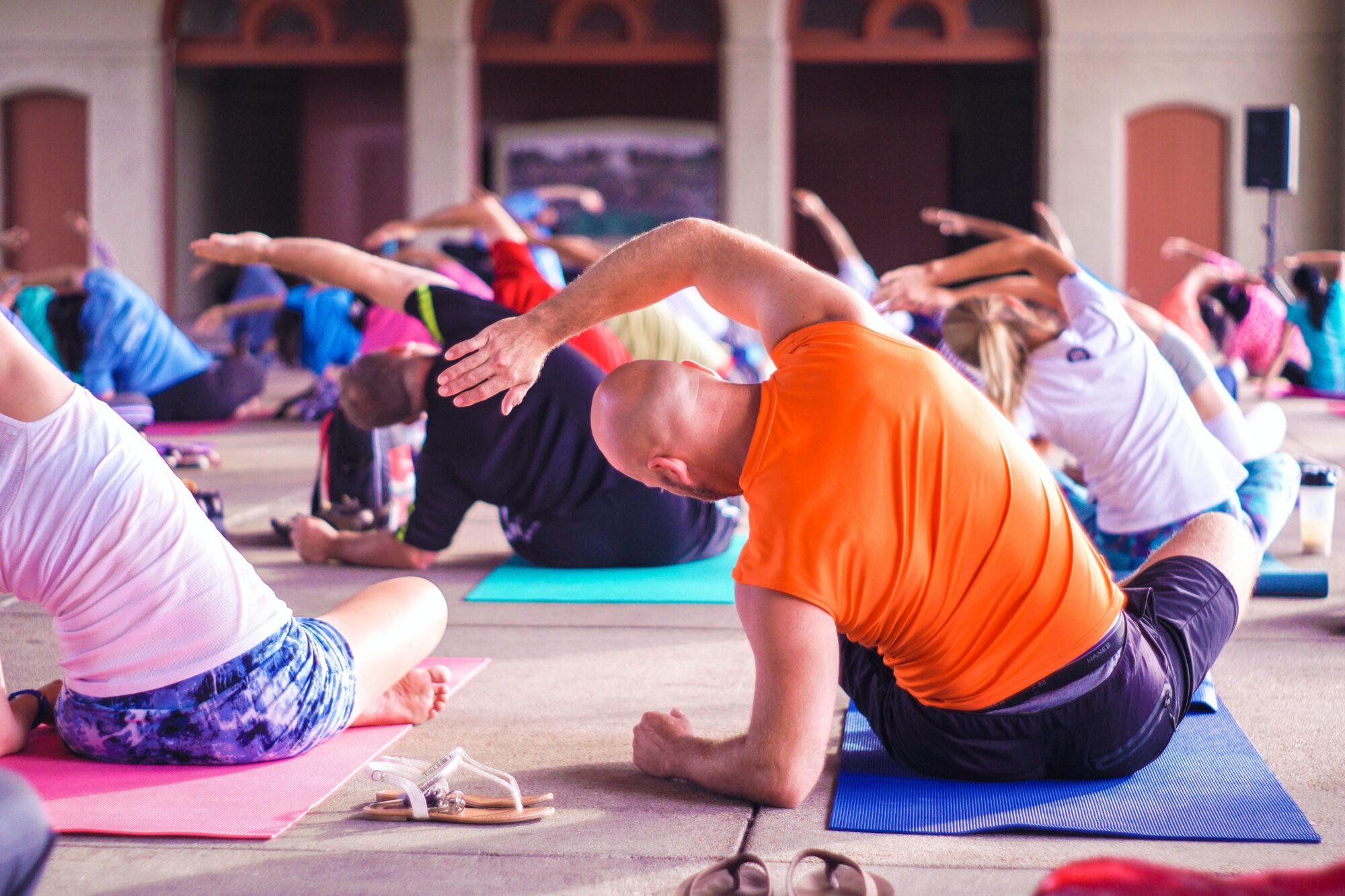 Yoga måtte – essentiel til at opnå afstressning