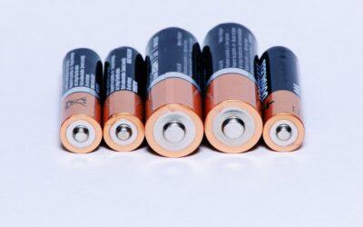 Batterier er vigtigt udstyr til hjemmet