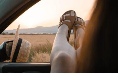Hvilken slags sandaler til damer skal du købe?