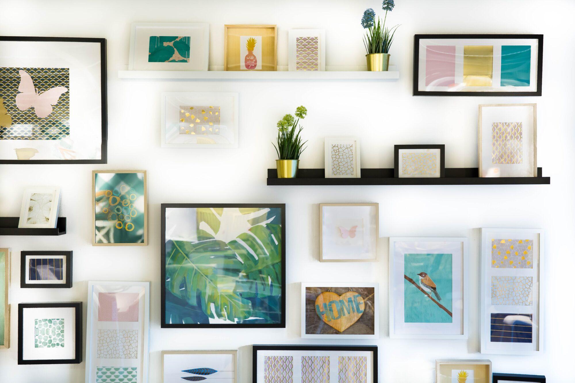 Nynne Rosenvinge – kunst til din væg