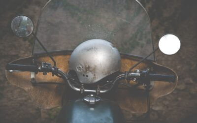 God stil på hovedet? Sådan bliver du lækker med hjelm på din motorcykel