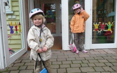 Børnecykelhjelm – Mere end bare en cykelhjelm