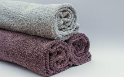 På denne vis vælges det rette håndklæde til alle situationer