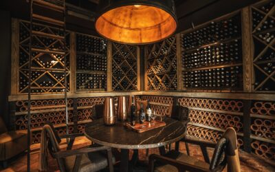 Vinreoler er flotte og alsidige møbler til vinelskere